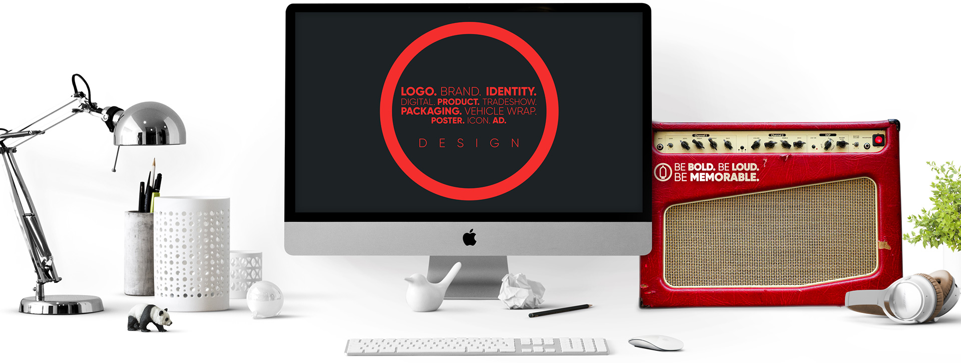 Amplified Design | Graphic Design, Logo Design, Brand Design