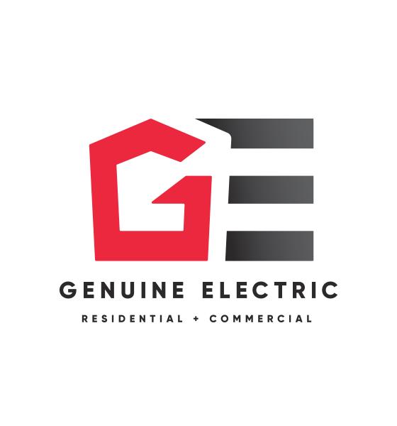 Genuine Electric Inc. Logo Design
