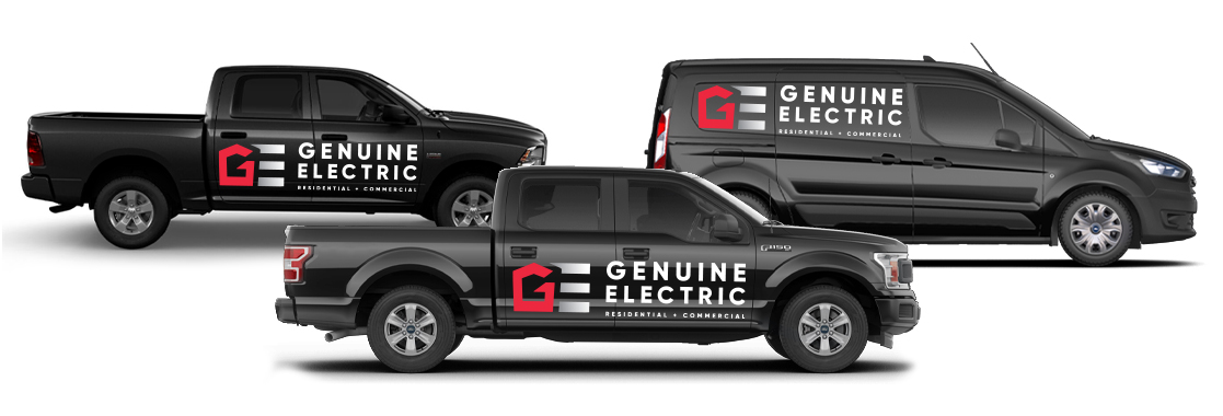Genuine Electric Inc. Logo Design