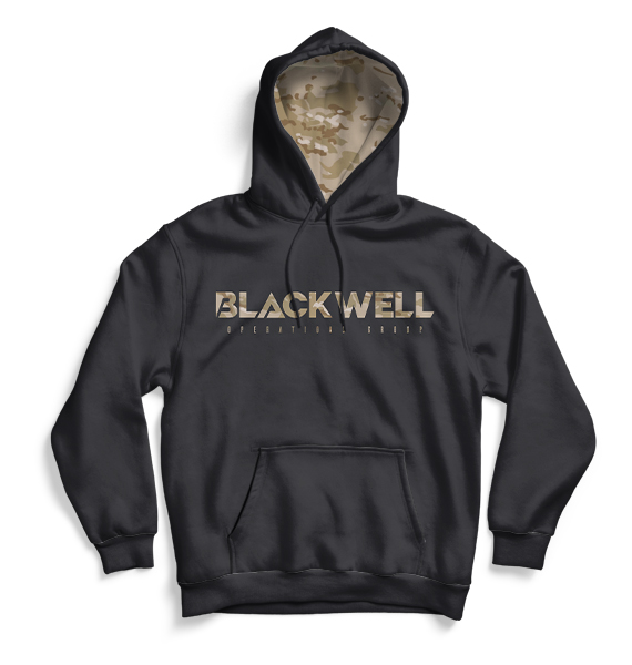 BLACKWELL Operations Group Hoodie Design